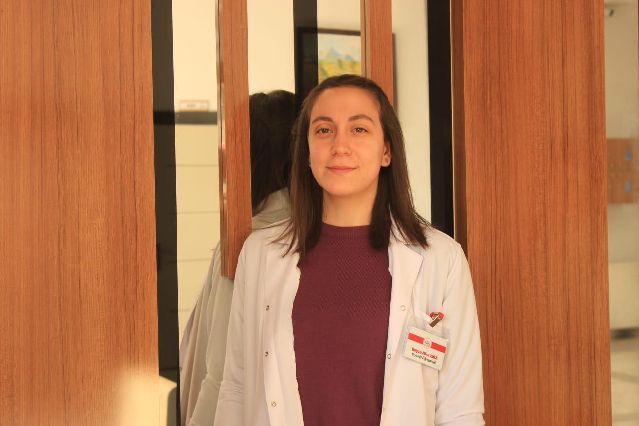 Beyza Mine ZIBA - Biyoloji Öğretmeni