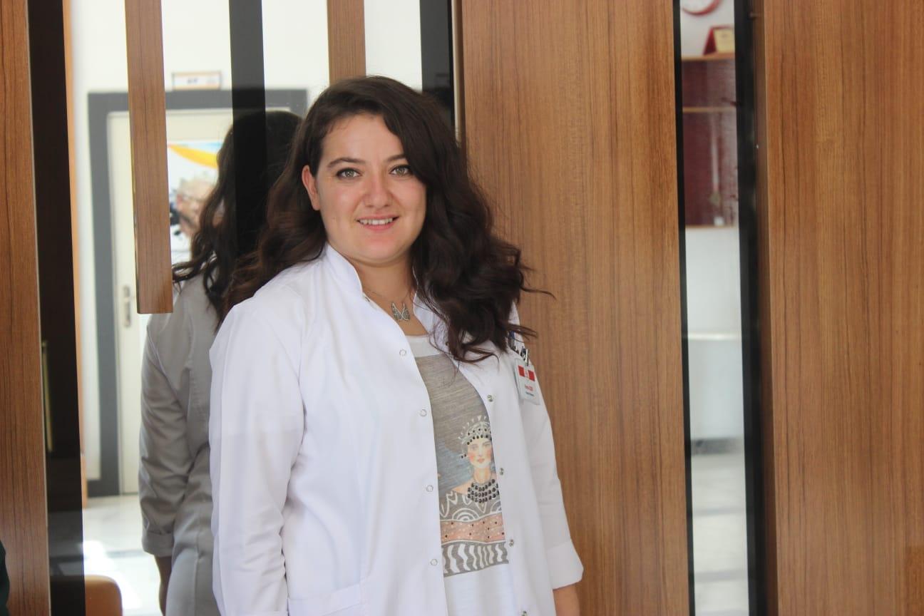 Fatma EZER - Coğrafya Öğretmeni