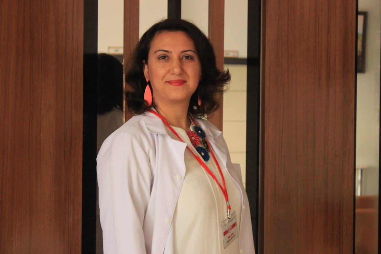 Hilal ATICI - Coğrafya ve Sosyal Bilgiler Öğretmeni