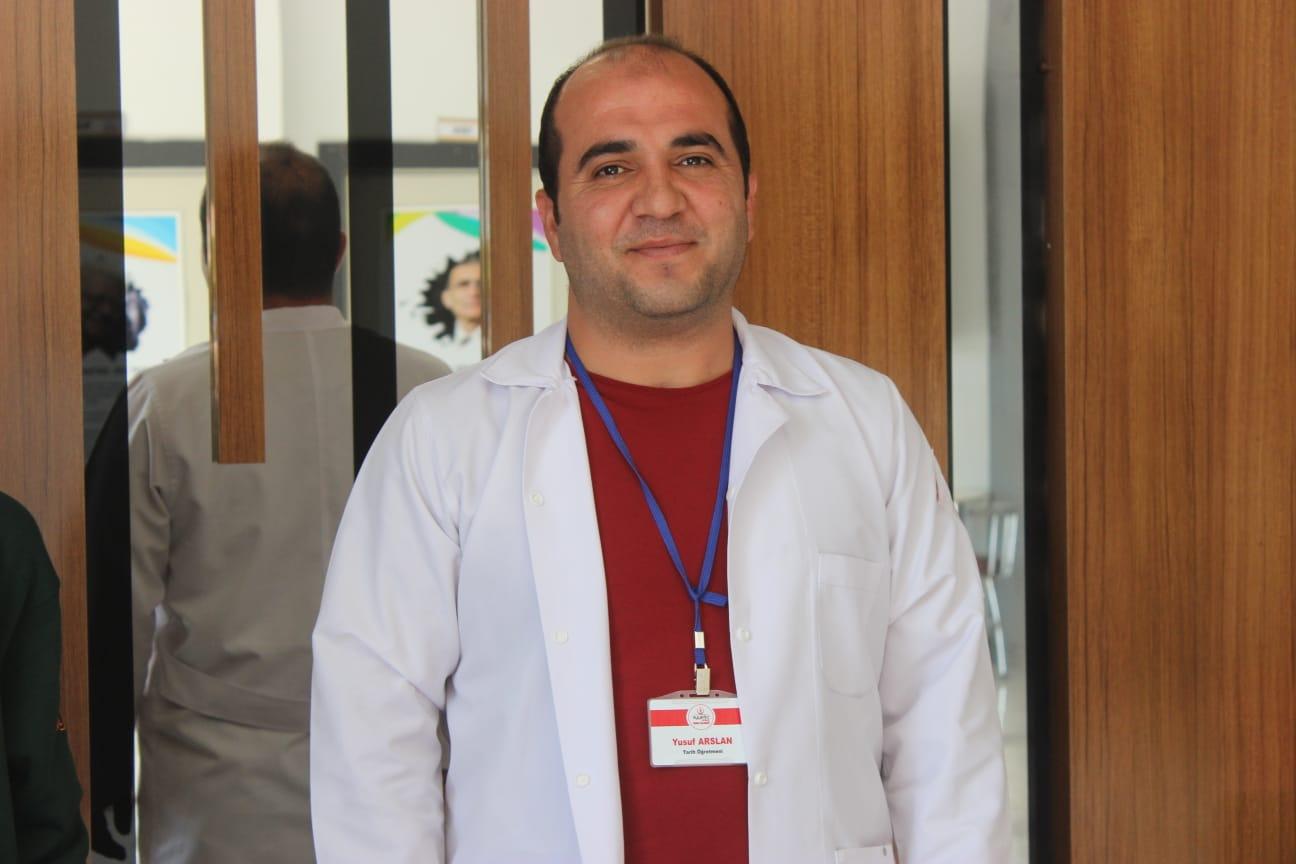Yusuf ARSLAN - Tarih Öğretmeni